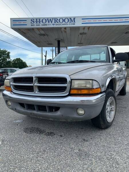 1997 Dodge Dakota for sale at Showroom Auto Sales of Charleston in Charleston SC