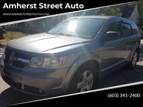 2009 Dodge Journey for sale at Amherst Street Auto in Manchester NH