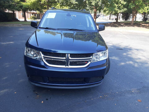 2018 Dodge Journey for sale at LOS PAISANOS AUTO & TRUCK SALES LLC in Peachtree Corners GA