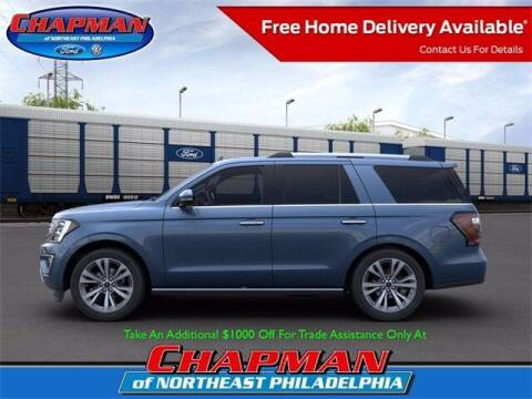 2020 Ford Expedition for sale at CHAPMAN FORD NORTHEAST PHILADELPHIA in Philadelphia PA