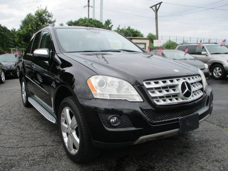 2010 Mercedes-Benz M-Class for sale at Unlimited Auto Sales Inc. in Mount Sinai NY