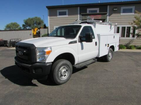 2012 Ford F-250 Super Duty for sale at NorthStar Truck Sales in Saint Cloud MN