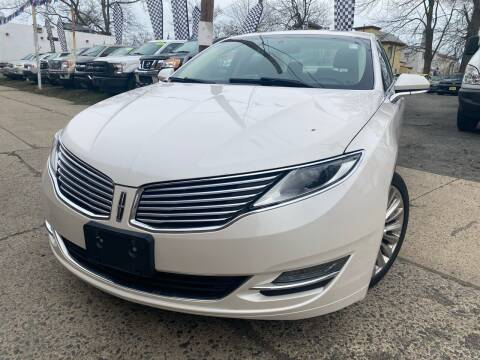 2013 Lincoln MKZ for sale at Best Cars R Us in Plainfield NJ