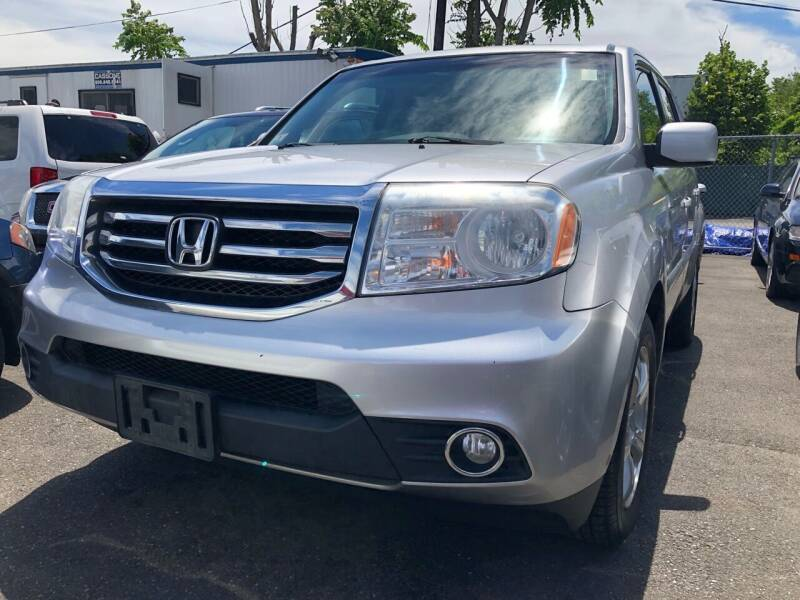 2012 Honda Pilot for sale at OFIER AUTO SALES in Freeport NY