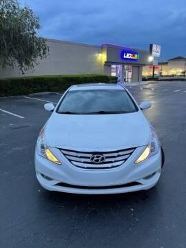 2012 Hyundai Sonata for sale at Royal Auto Mart in Tampa FL