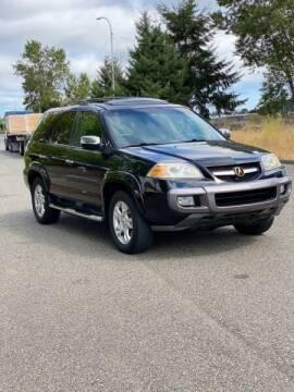 2004 Acura MDX for sale at Washington Auto Sales in Tacoma WA