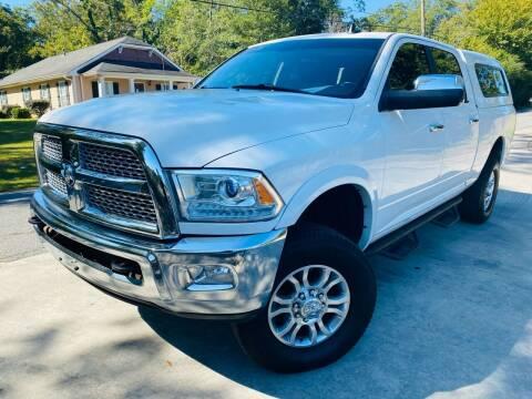 2014 RAM Ram Pickup 2500 for sale at Cobb Luxury Cars in Marietta GA