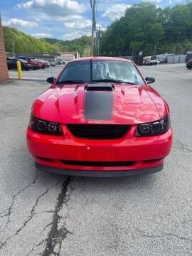 2004 Ford Mustang for sale at ELIZABETH AUTO SALES in Elizabeth PA