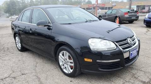 2009 Volkswagen Jetta for sale at Nile Auto in Columbus OH