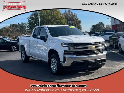 2020 Chevrolet Silverado 1500 for sale at Nissan of Lumberton in Lumberton NC