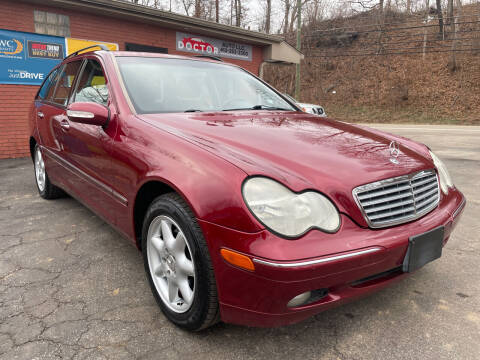 2003 Mercedes-Benz C-Class for sale at Doctor Auto in Cecil PA