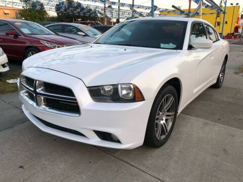 2014 Dodge Charger for sale at Plaza Auto Sales in Los Angeles CA
