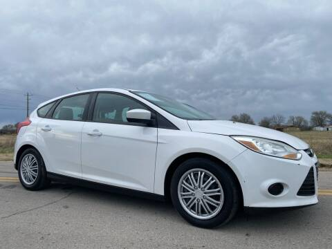 2012 Ford Focus for sale at ILUVCHEAPCARS.COM in Tulsa OK