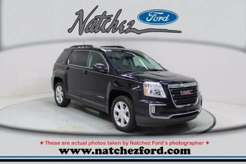 2017 GMC Terrain for sale at Auto Group South - Natchez Ford Lincoln in Natchez MS