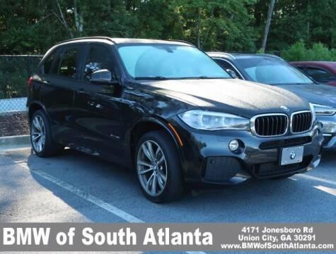 2016 BMW X5 for sale at Carol Benner @ BMW of South Atlanta in Union City GA