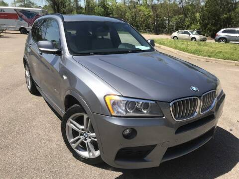 2014 BMW X3 for sale at The Auto Depot in Raleigh NC