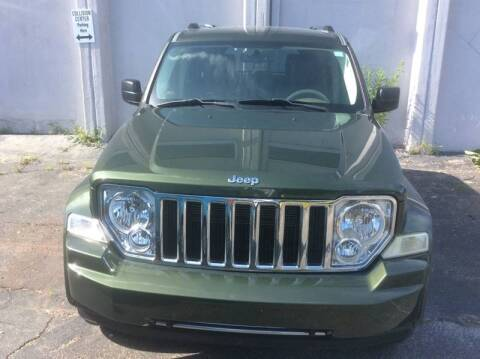 2008 Jeep Liberty for sale at Luxury Cars Xchange in Lockport IL