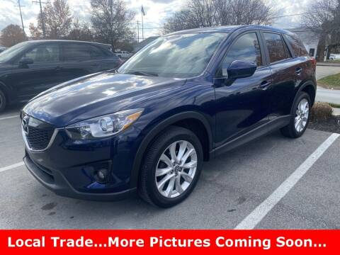 2014 Mazda CX-5 for sale at Coast to Coast Imports in Fishers IN