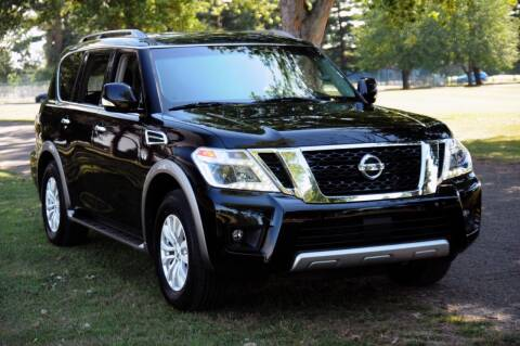 2017 Nissan Armada for sale at Auto House Superstore in Terre Haute IN