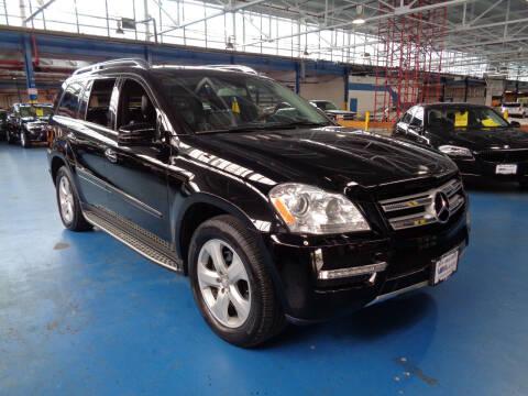 2012 Mercedes-Benz GL-Class for sale at VML Motors LLC in Teterboro NJ