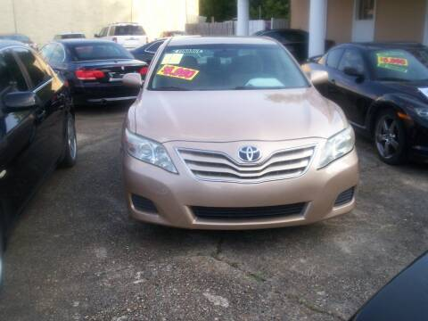 2010 Toyota Camry for sale at Louisiana Imports in Baton Rouge LA