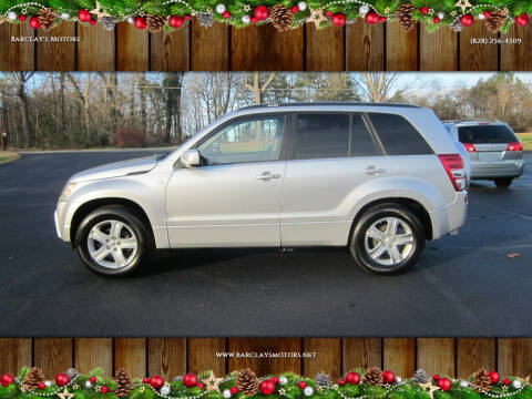 2007 Suzuki Grand Vitara for sale at Barclay's Motors in Conover NC