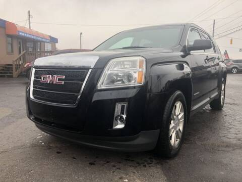 2010 GMC Terrain for sale at Instant Auto Sales in Chillicothe OH