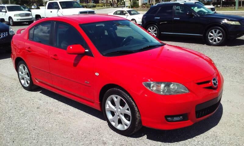 2007 Mazda MAZDA3 for sale at Pinellas Auto Brokers in Saint Petersburg FL