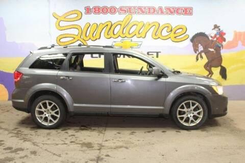 2013 Dodge Journey for sale at Sundance Chevrolet in Grand Ledge MI