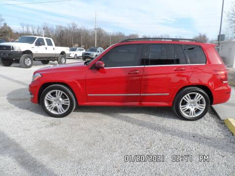 2014 Mercedes-Benz GLK for sale at Town and Country Motors in Warsaw MO