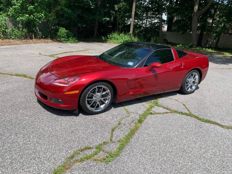 2008 Chevrolet Corvette for sale at Long Island Exotics in Holbrook NY
