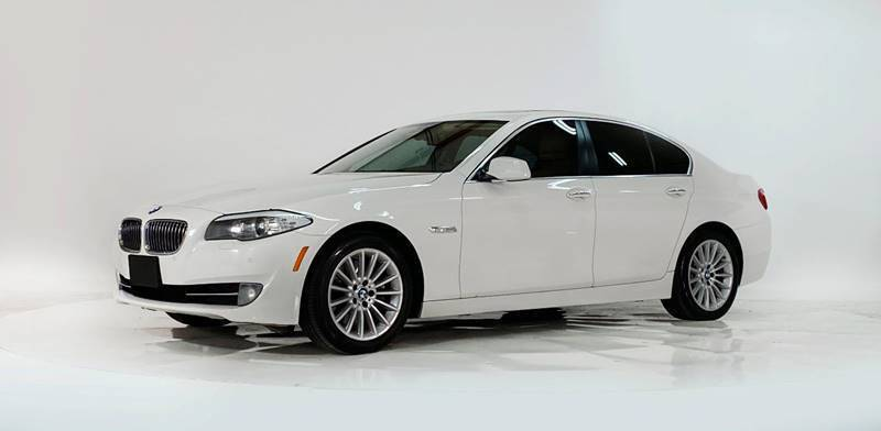 2011 BMW 5 Series for sale at Houston Auto Credit in Houston TX