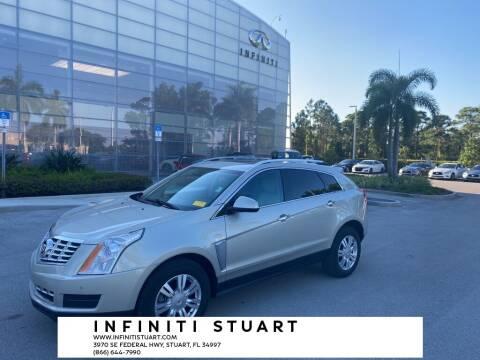2013 Cadillac SRX for sale at Infiniti Stuart in Stuart FL