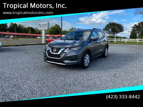 2017 Nissan Rogue for sale at Tropical Motors, Inc. in Riceville TN