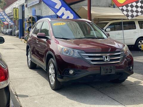 2014 Honda CR-V for sale at New 3 Way Auto Sales in Bronx NY