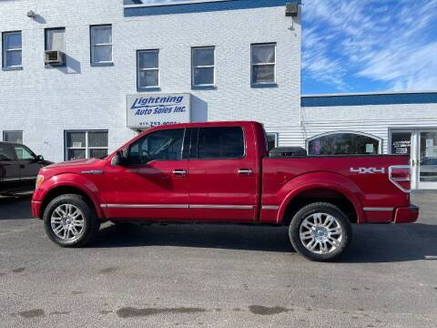 2010 Ford F-150 for sale at Lightning Auto Sales in Springfield IL