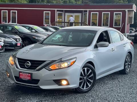 2017 Nissan Altima for sale at A&M Auto Sales in Edgewood MD