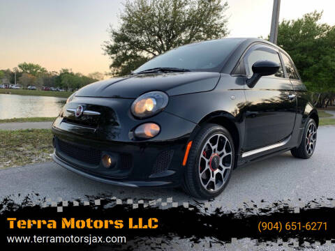 2014 FIAT 500 for sale at Terra Motors LLC in Jacksonville FL