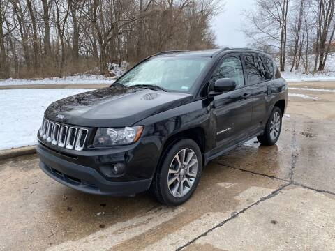 2016 Jeep Compass for sale at Sansone Cars in Lake Saint Louis MO