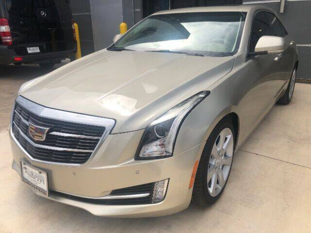 2015 Cadillac ATS for sale at Eurospeed International in San Antonio TX