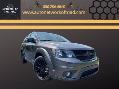 2019 Dodge Journey for sale at Auto Network of the Triad in Walkertown NC