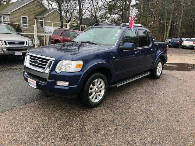 2007 Ford Explorer Sport Trac for sale at Best Auto Mart in Weymouth MA