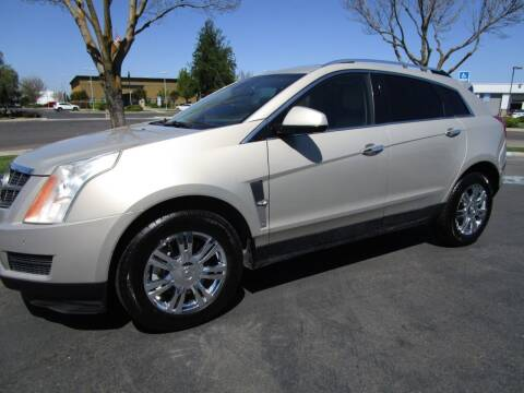 2010 Cadillac SRX for sale at KM MOTOR CARS in Modesto CA
