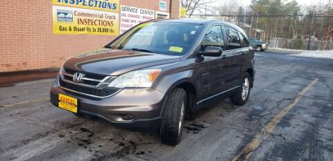2011 Honda CR-V for sale at Exxcel Auto Sales in Ashland MA
