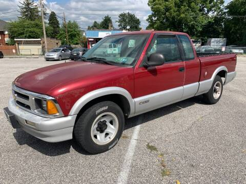 1994 Chevrolet S-10 for sale at On The Circuit Cars & Trucks in York PA