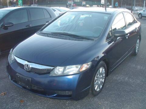 2011 Honda Civic for sale at Autoworks in Mishawaka IN