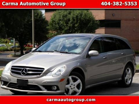 2009 Mercedes-Benz R-Class for sale at Carma Auto Group in Duluth GA
