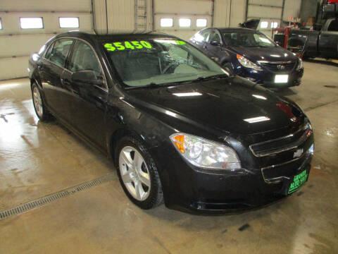 2011 Chevrolet Malibu for sale at Granite Auto Sales in Redgranite WI