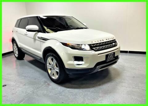 2013 Land Rover Range Rover Evoque for sale at AMG Auto Sales in Rancho Cordova CA