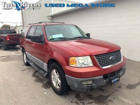 2004 Ford Expedition for sale at TWIN RIVERS CHRYSLER JEEP DODGE RAM in Beatrice NE